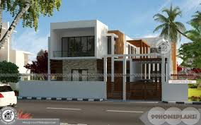 brick home plans 4 bedroom brick house plans of 2 floor home with wide space balcony