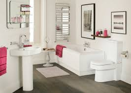 Kohler Bathrooms Designs Bathroom White Bathroom Suite With Kohler Cimarron Toilet And
