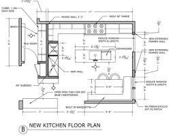 kitchen floorplan new ideas kitchen remodel floor plans with kitchen l shaped
