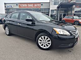 blue nissan sentra 2014 twin oaks auto inc vehicles for sale in oakville on l6j 7y3