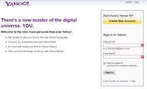 Yahoo Sign In Yahoo Mail Login Onlogins