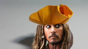 origami pirate hat tutorial diy henry phạm youtube