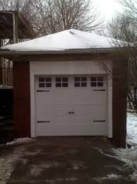 steel carriage garage doors ohw u2022 view topic garage doors