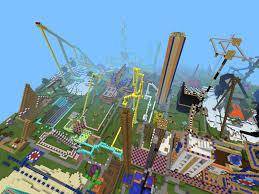 Mpce Maps Fun Land 1 Mcpe Maps Minecraft Pocket Edition Minecraft