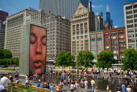 Map Of Downtown Chicago Il by Public Outdoor Art Walking Tour Illinois Alltrails Com