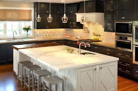 Antique White Kitchen Cabinets White Kitchen Cabinets With Black Island U2013 Subscribed Me