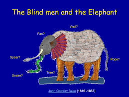 The Blind Men And The Elephant The Blind Men And The Elephant Introduction To Spms By Dr Whyx