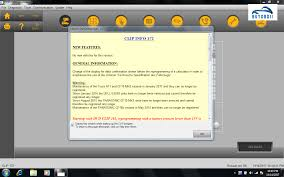 renault can clip software has been updated to 172 and free