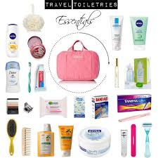 travel toiletries images Travel toiletries essentials what i love travel pinterest jpg