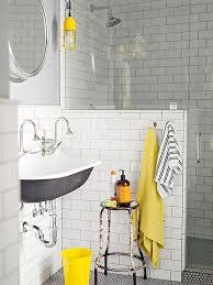 Black White And Yellow Bathroom Ideas 114 Best Black U0026 White Bathrooms Images On Pinterest Bath