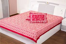 what is the best material for bed sheets reasons to choose block printed bed sheets interior design design