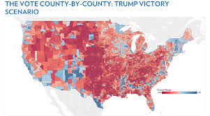 Florida Election Map by Mapping The Demography Of The 2016 Election U2013 Echelon Indicators
