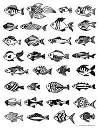 fish coloring free printable parents teacher