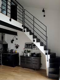 escalier entre cuisine et salon escalier visite privée cotemaison fr