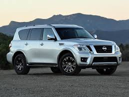 nissan armada 2017 price 2017 nissan armada a new lease on life