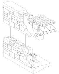 Cinder Block Garage Plans cement block safe room super safe rooms from global habitat