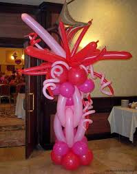balloon columns almost anything goes balloon columns