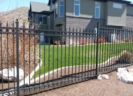 ornamental fencing a fence utah