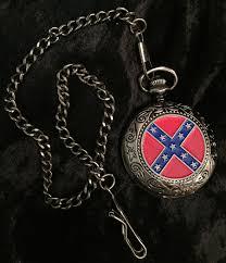 Cool Rebel Flags Confederate Flag Pocket Watch Confederate Shop