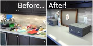 kitchen counter kitchen counter clutter problem solved babycenter blog