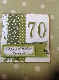 the 25 best 70th birthday card ideas on pinterest diy 70th