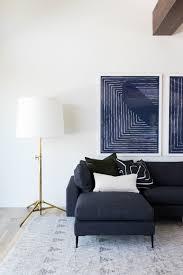 Mid Century Modern Sectional Sofa mid century modern project u2014 studio mcgee