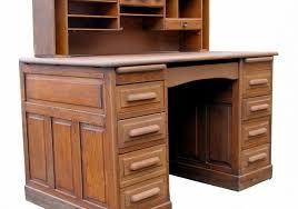meuble bas bureau bureau meuble bois meuble bas de rangement bureau