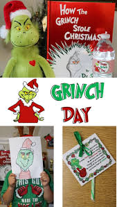 9 best grinch day images on pinterest grinch christmas