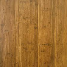 Solid Bamboo Flooring Free Samples Yanchi Natural Color Click Lock Solid Strand Woven