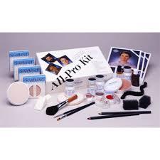 all pro makeup kit featuring starblend cake professional makeup