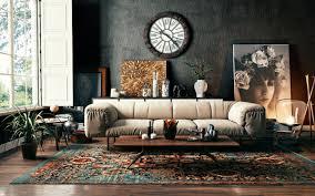 stylish living rooms living room concrete floor finishes interior concrete floors