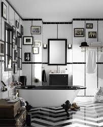 black and white vintage style bathroom inspiration that u0027s