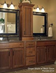 Bathroom Cabinets Designs by Bathroom Vanities With Tower Storage Double Vanity With Center