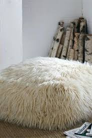 faux fur ottoman with storage wondrous white fur ottoman picture image of mg decor square shaggy