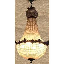Basket Chandeliers French Empire Crystal Chandeliers Classic Lighting