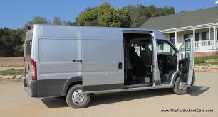 review 2014 ram promaster cargo van with video the truth