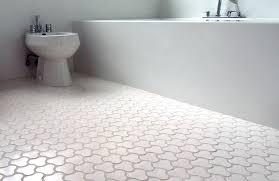 blue bathroom floor tiles inspirations to choose