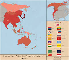 New World Order Map by A New Order Japanese Sphere 1960 By Jbkjbk2310 On Deviantart