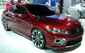 2013 honda accord car models