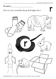 letter r phonics activities and printable teaching resources