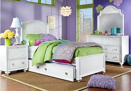 shop for a disney fairies pearl 5 pc twin bedroom at rooms to go