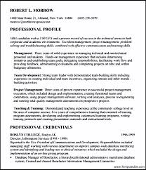 Sample Mba Resumes by Sample Mba Resume Template Free Templatezet