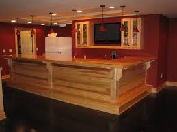 How To Build Kitchen Island Building A Basement Bar Basement Decoration