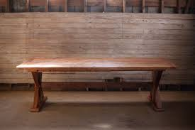 reclaimed wood farm table woodworking athens atlanta ga