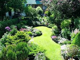 Garden Boarder Ideas Flower Garden Edge Ideas Hydraz Club