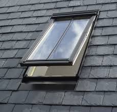 how to fit a velux window in slate roof popular roof 2017