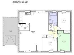 plan plain pied 5 chambres décoration plan plain pied 5 chambres 150m2 97 tours 20340642