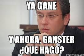 Meme Alejandro Garcia Padilla - boricuas se gufean las elecciones wapa tv noticias videos
