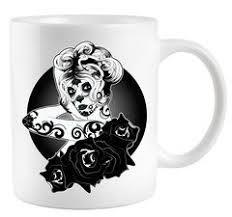 skull coffee mugs teeshirtpalace