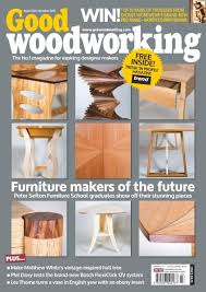Woodworking Magazine Pdf Free Download by Good Woodworking U2014 October 2017 Pdf Download Free